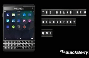 Il BlackBerry BlackBerry Passport