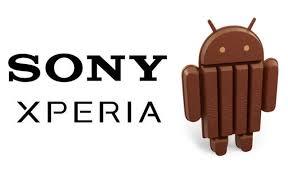 Sony Kitkat