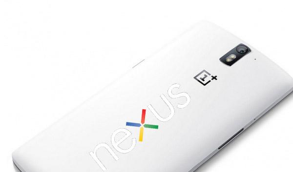 OnePlus one Nexus