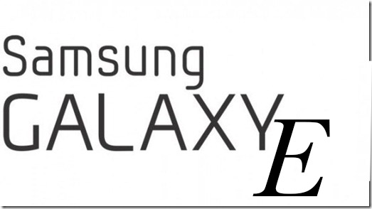 galaxy e