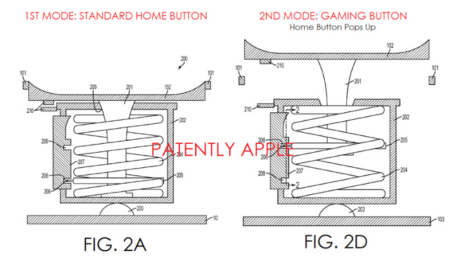 Apples-home-buttonjoystick-patent-application