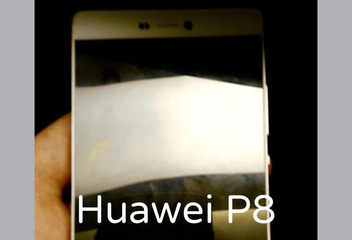 Huawei-P8 topo