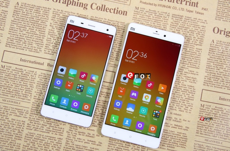 Xiaomi MiNote