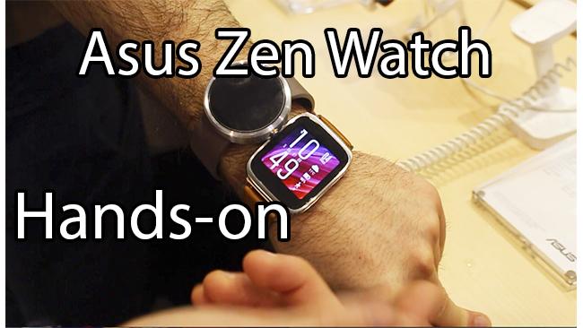 Asus Zen Watch