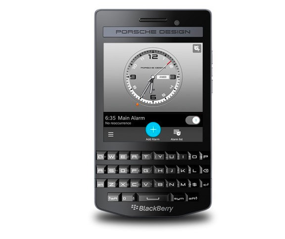 BlackBerry P'9983 Graphite