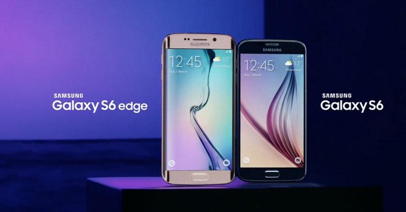 Galaxy S6 s
