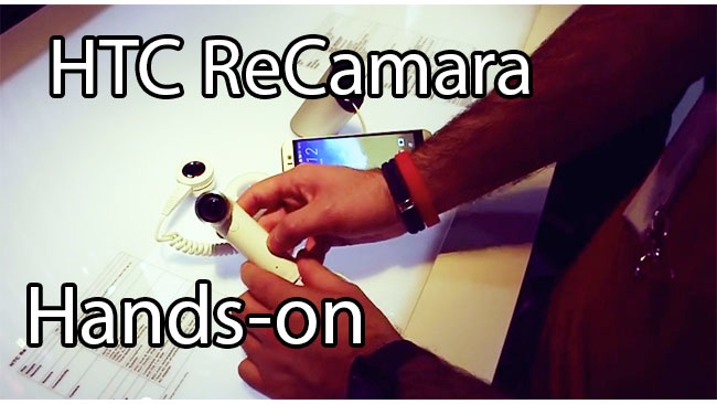 HTC Recamara