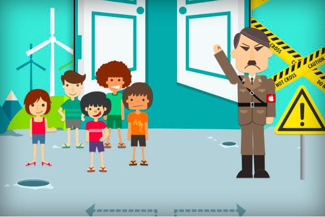 LeTV Hitler