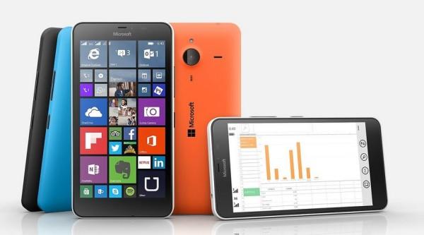 Microsoft Windows 10 Mobile Lumia