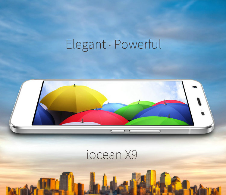 Iocean X9