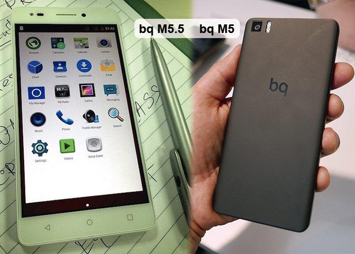 BQ Aquaris M 1