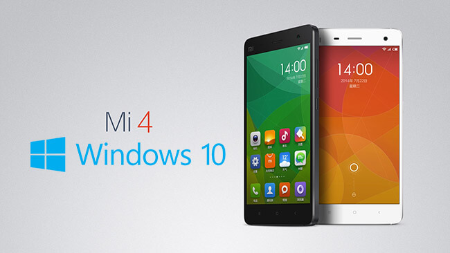 Xiaomi windows