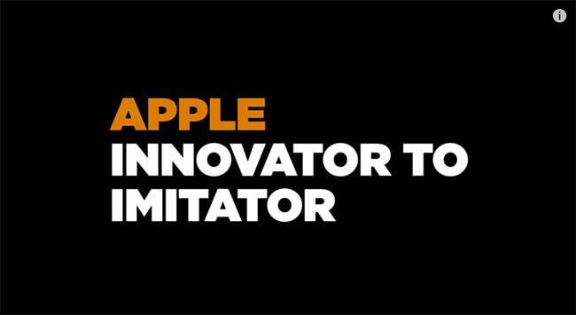 Apple inobvator