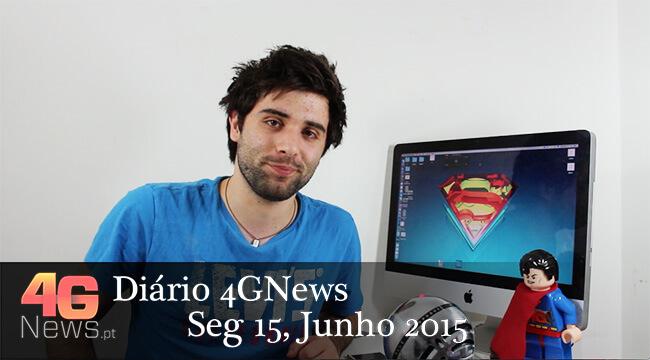 Diario 15 Junho 15