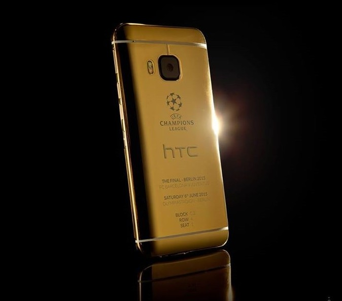 HTC-One-M9-24ct-gold-edition-3