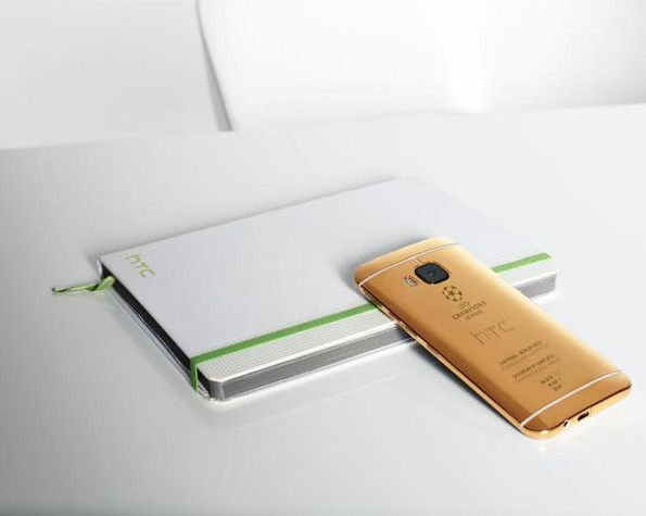 HTC-One-M9-24ct-gold-edition
