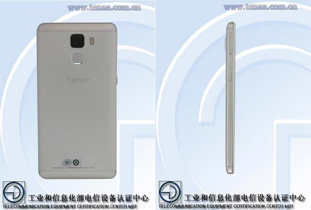 Huawei Honor 7 tenna