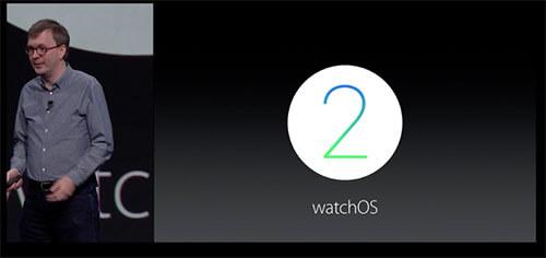 Watch OS 2