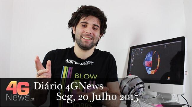 20 Julho 4GNews
