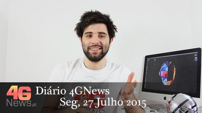 27 Julho diario