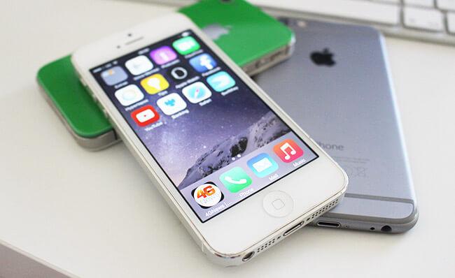 iPhone Apple smartphones