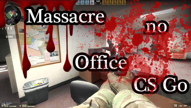Massacre no office