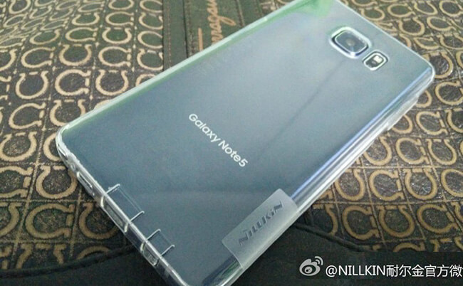 Note 5 top
