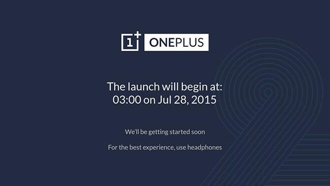 OnePlus 2 eventp