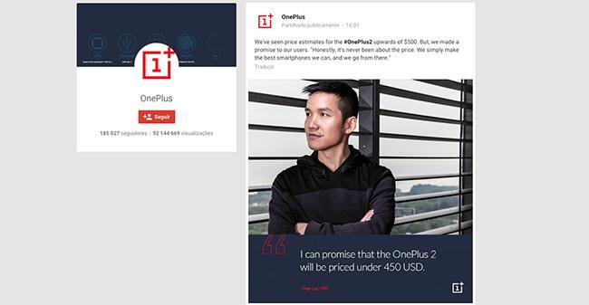 OnePlus 2 pete lau
