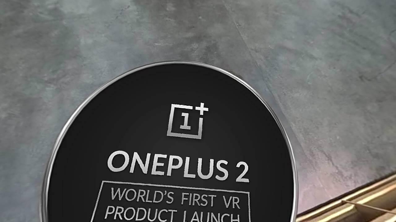 oneplus 2 event