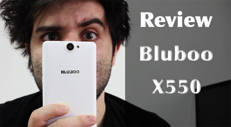 Bluboo X550 review