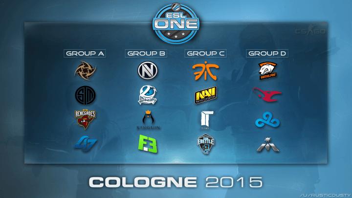 ESL-Cologne-2015-Groups