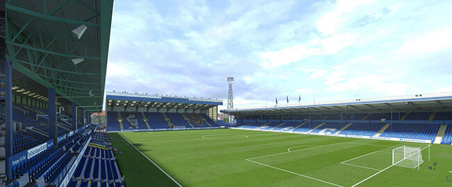 Fratton Park (Portsmouth FC, England League Two) (1)
