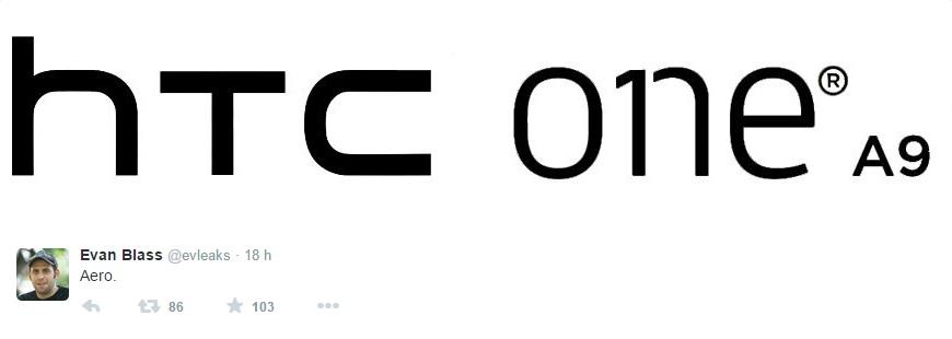 HTC One A9 (leak name)