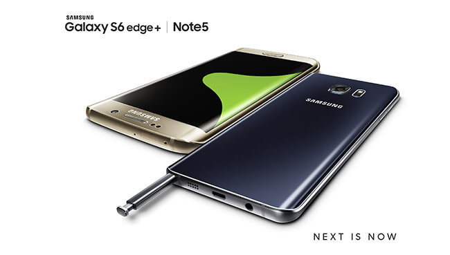 Note 5 s6 edge + 4GN