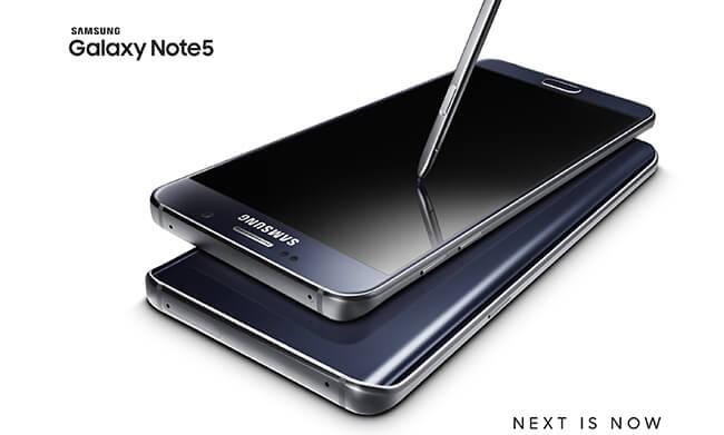 Samung Note 5 4GN