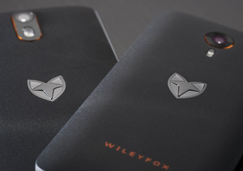 Wileyfox+Close+Up