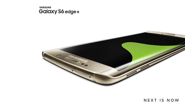 galaxy S6 edge+ 4GN