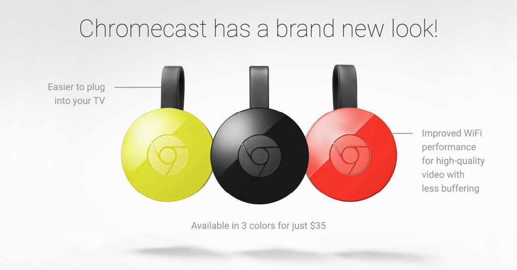 Google Chromecast Bluetooth 4gnews