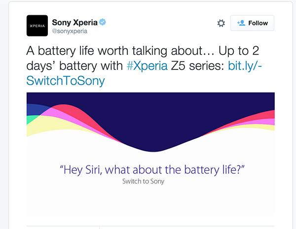 Sony siri