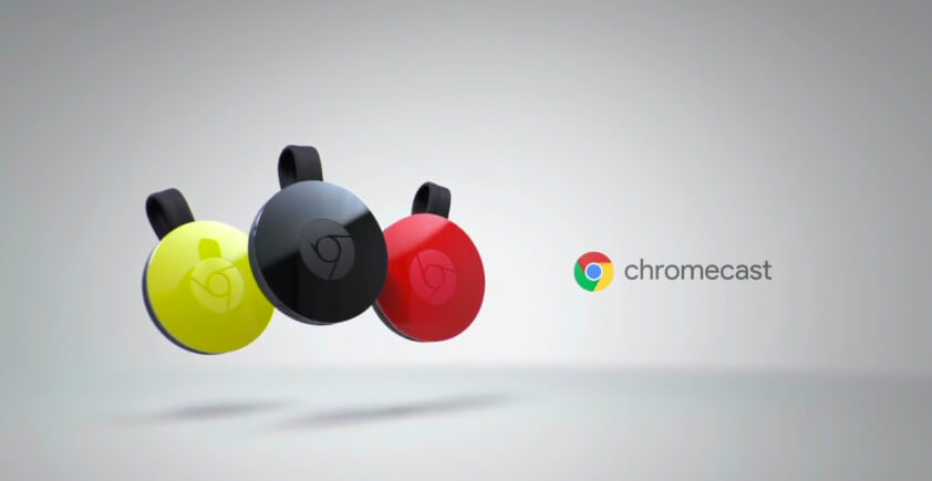 Google Chromecast Bluetooth