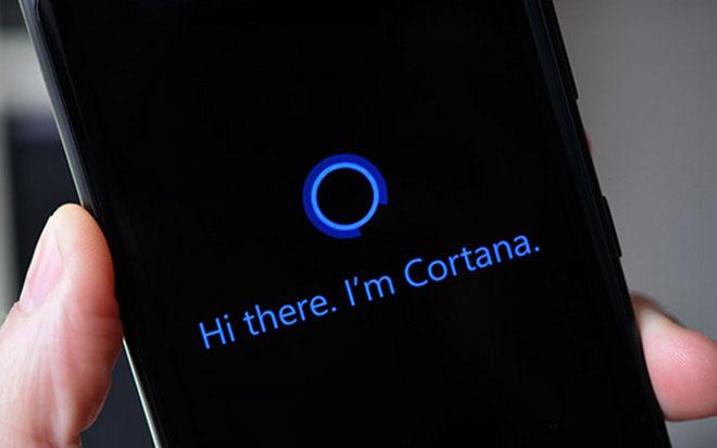Cortana Microsoft Windows 10