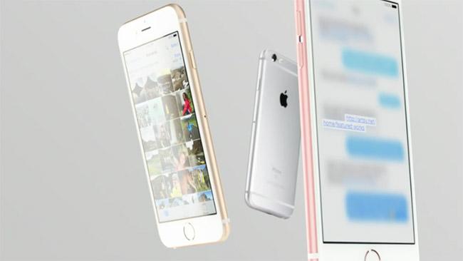 iPhone 6 S 4