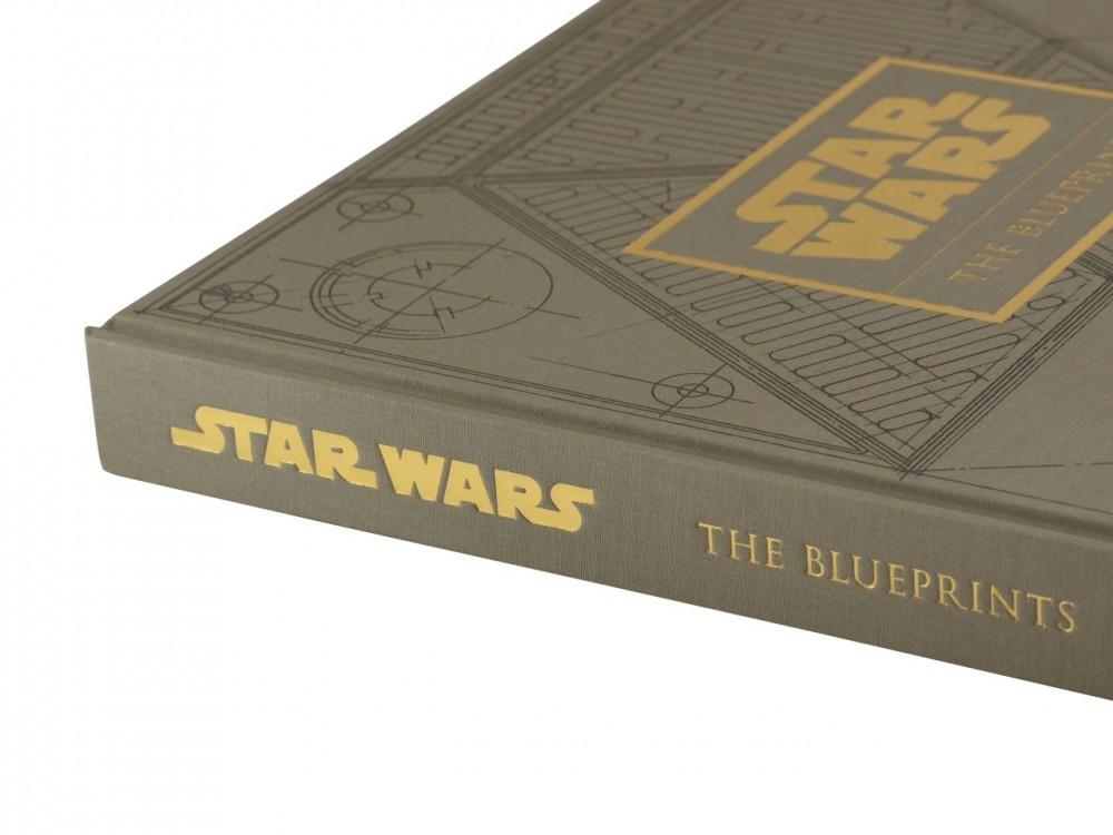 Star Wars: The Blueprints livro