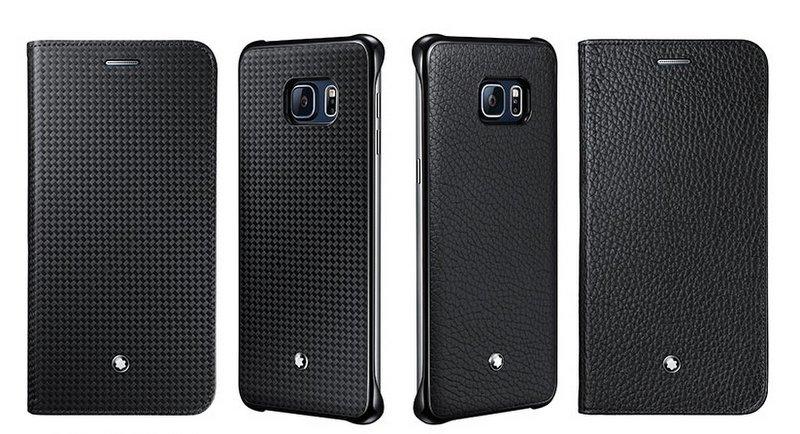 Capas rígidas para os Galaxy Note 5 e S6 edge+
