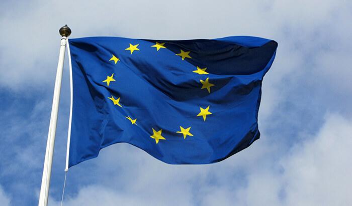 Eurpa bandeira