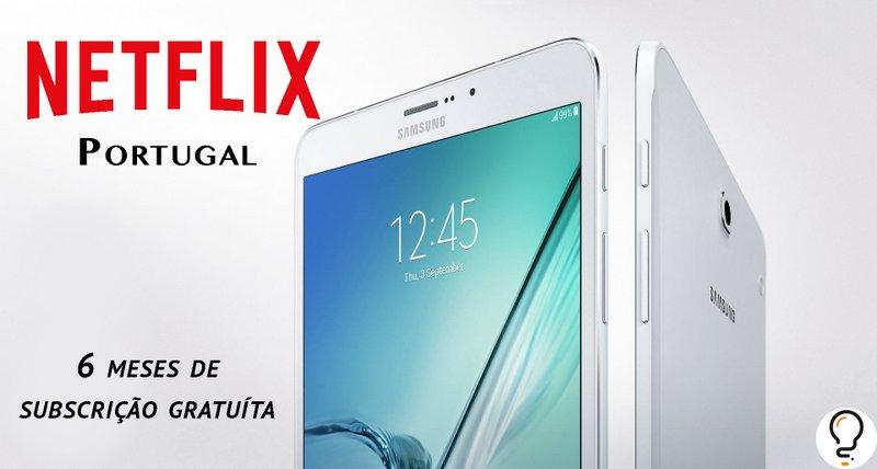 Galaxy Tab S2 Netflix 4gnews