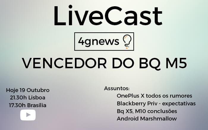 LiveCast dia 19