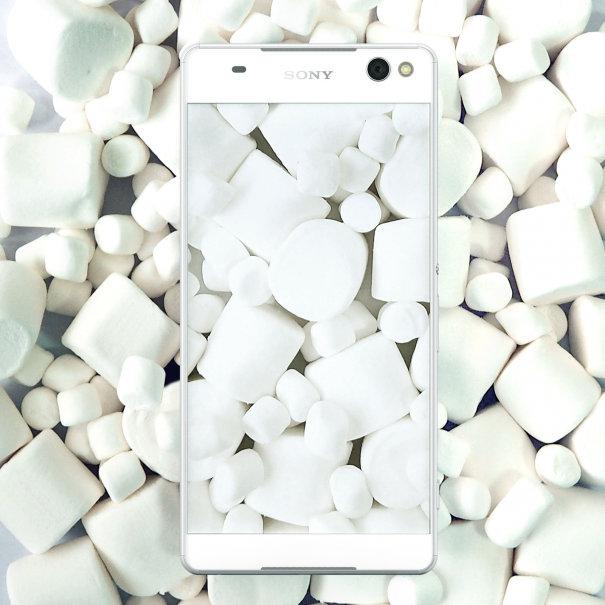 Marshmallow Sony