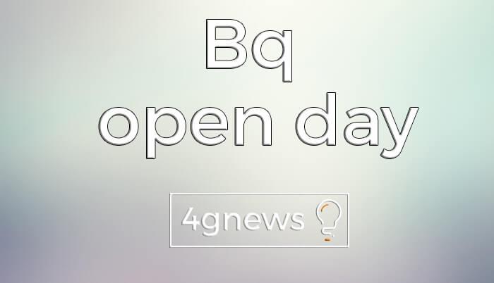 bq open day